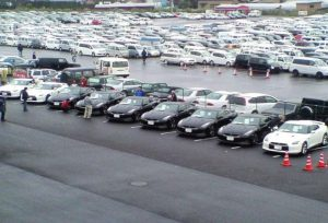 Japanese Used Cars Auction